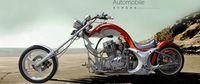 Wholesale Four stroke factory Automobile Motorcycle Harley Davidson American dog Harley Prince car modified cruiser Zongshen Bashan cc