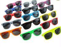calientes de la venta de gafas de sol estilo clásico de verano hombres y mujeres modernas gafas de sol de las gafas de sol de playa multicolor por DHL