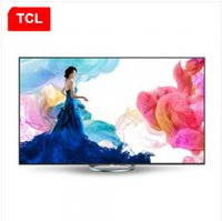 Wholesale TCL inches ten core Android smart LED LCD TV K ultra high definition high color gamut rotary pedestal popular products