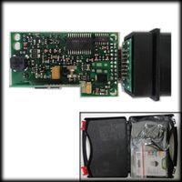 POR DHL O EL EMS 20 pedazos de la llegada vas5054 VASO 5054A ODIS V2.0 Bluetooth Apoye la versión completa de la viruta del protocolo de UDS con la viruta de OKI