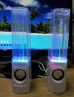 angels dvd - LED Dancing Water Wireless Bluetooth Stereo Speaker iPhone iPad Computer Laptop And Sound Bar Sound Card For PC quot