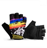 mens sports gloves - CoolChange Cycling Gloves Half Finger Mens Women s Summer Bike Bicycle Gloves Nylon Sport Mountain Bike Gloves Guantes Ciclismo