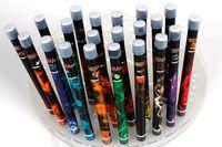 Cheap Shisha pen Eshisha Disposable Electronic cigarettes shisha time E cigs 500 puffs 30 type Various Fruit Flavors Hookah pen