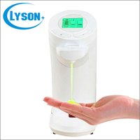 auto dish - China Suplier Touchless Auto Soap Dispenser with LCD Wall mounted home hand dish auto soap magic machine