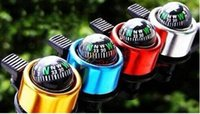 Wholesale Bicycle Compass bell bicycle bell horn mountain bike mountain bike accessories