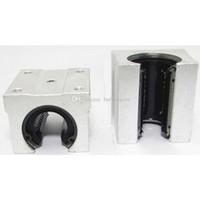 Wholesale 1 Pc SBR12 mm Aluminum Linear Rod Rail Shaft Support CNC Route B00321 SMAD