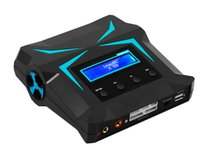 ac dc charger lipo - X80 AC Balance Charger with LCD display AC DC function W A current Charge discharge for all typs battery LiPo Li ion LiFe NiMH NiCd