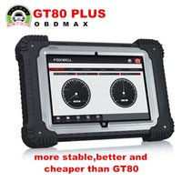 better platform - 2017 New Released Foxwell GT80 Plus Foxwell GT80 Next Generation Diagnostic Platform has better hardware and works more stable than gt80