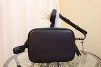 Wholesale famous Designer small shoulder bag with tassel high quality real leather cross body bag for lady