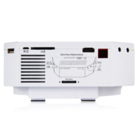Wholesale 2016 Newest Design Mini LED Projector UC30 Lux x Pixels LED Projector Portable Home Theater Projector