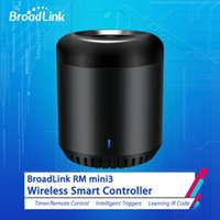 Wholesale Original Broadlink RM Mini New Smart Home Automation WiFi IR Universal Intelligent mobile Wireless Control for iphone android