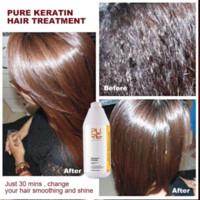 Wholesale ormaldehyde free brazilian keratin hair treatment ml high quality keratin hair straightening products good effect hair product manufa