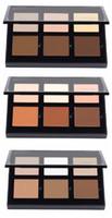 Wholesale 2016 NEW Makeup Face CONTOUR Cream KIT Cream Bronzers Concealer Light Medium Fair types