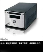 Wholesale HD full high graphics HTPC chassis