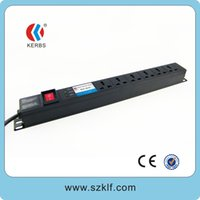 Wholesale Factory PDU Power Surge Protector SPD SURGE PROTECTOR PDU lightning arrester PDU Shipping free PDU Socket