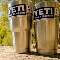 best trips - YETI stainless steel travel mug cup liquid ml ml For Travel Vehicle trip oz oz oz high quality Fashion Best Gift