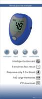 best glucose meter - Best Price Blood Glucose Meters Monitor Diabetics Test Glycuresis Monitor Blood Sugar Glucometer Medidor Strips Needles
