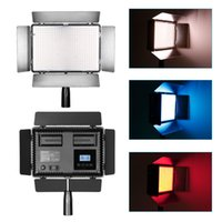 Wholesale Travor TL A Built in LCD Panel LED Video Light with Infrared Remote