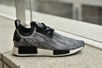 aa discounts - Big Discount NMD R1 OG Sock Colors Primeknit Man Women Running Shoes AA High Quality Size Sneakers