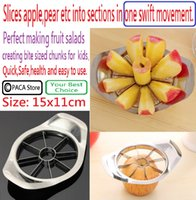 best apple slicer - Stainless Steel Apple Corers Slicer Cutter Fruit Knife Your Best Choice Quick and easy to use