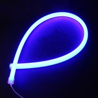 Wholesale Decorative Light With Turn Signal LED Tube Strip Headlight cm DRL Led Flexible Angel Eyes light Daytime Running Lights