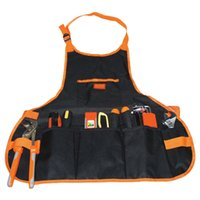 Wholesale HORUSDY Electrician POCKET Pouch Electrician ToolBagMultifunctionCarpenterContractorConstruction Tool Belt Bag