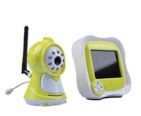 Wholesale 2 Ghz Wireless Wifi Video Baby Monitor Digital Camera Way Audio