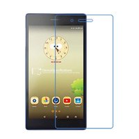 Wholesale 50Pcs Clear LCD Screen Protector Protective Film for Lenovo Tab F Tablet inch Tablet DHL Shipping