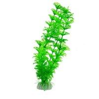 Wholesale New Plastic Long Realistic Artificial Fake Simulation Plant Grass Fish Tank Decoration Oranment Decor