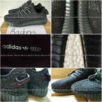 Cheap Adidas Yeezy Boost 350 Fashion Brand Women Mens Yeezys Boosts Pirate Black Running Shoes Footwear Sneakers Kanye West 350 Boost Sport
