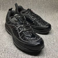 best denim fabric - New Lab Max X SUP Snakeskin Navy Blue Varsity Red NYC Black Running Shoes Best Quality Street AIR Sneakers
