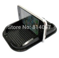 Wholesale 1000PCS Silicone Rubber Non Anti Slip Mat for Cell Phone Super Sticky Pad Holder for Car Navigation GPS iPhone MP3