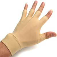 Wholesale Brand New One Pair cm Arthritis Relief Fitness Gloves Washable Nylon Spandex Anti Inflammatory Hand Compression