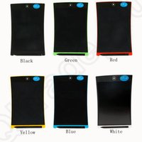 Wholesale 8 inch LCD Writing Tablet Board Electronic Small Blackboard Paperless Office Writing Board Portable Pads OOA848