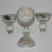 Wholesale Special Offers W AC230V GU10 LED W Spot Lamps GU10 AC220V Led Spotlight v LED Bulbs Warm White CE RoHS EMC Erp