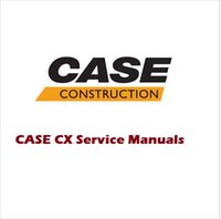 automotive repair manuals - CASE FULL Service Manuals