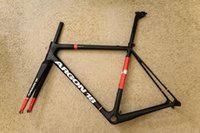 argon lighting - Hot Sell Super Light Just g Argon Gallium Pro Carbon Road Bicycle Frameset matte glossy