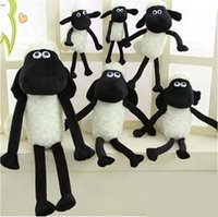 best lamb - lamb Sean original doll Plush toys lovely Cartoon toys popular children best gift Home furnishing articles
