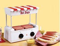 Wholesale Nostalgia HDR565 Old Fashioned Hot Dog Roller new machine family use business use v machine easy machine