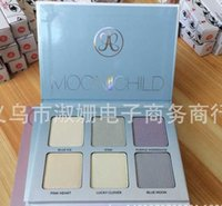 Wholesale Ana stasia Glow Kit New Shade Moonchild Sweet Highlighters Makeup Face Blush Powder Blusher Palette Cosmetic Sun dipped That Glow Gleam