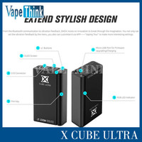 baby vibration - Smok xcube ultr vibration inside W TC box mod OTA technology OLED screen X cube ultra TC mod fit TFV8 TFV8 baby tank