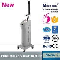 beauty iso - Gynecology Professional fractional co2 laser rf tube vaginal tightening pore scar removal Beauty Machine CR V18 with ISO CE certificate