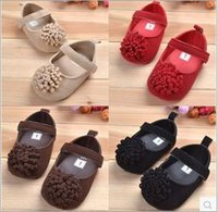 best infant walkers - Best Quality Cheap brand designer flower infant princess shoes newly born toddler baby girls first walkers shoes kids shoes