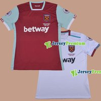 alex soccer - 2016 West Ham United Home Red Away White Football Soccer Jerseys Payet Alex Song Enner Valencia Diafra Sakho