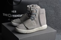 Cheap Adidas Baksetball Shoes Yeezy Boost 750 2016 Women Men Kanye West shoes Classic Sports Yeezys Running Fashion Sneaker Boosts With Box 36-46