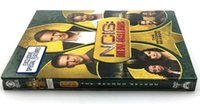 Wholesale 2016 hot selling NCIS New Orleans Season DVD top quality Boxset New