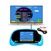 Wholesale RS A Video Game Console Bit inch Handheld Game Player Built in Different Games Children s Game Color Tetris