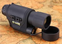 Wholesale diy night vision sights monocular x50 gen M range IPX4 waterproof infrared spotting scope nachtkijker nvg