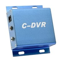 Wholesale Mini DVR C DVR CCTV Camera Adapter Metal Digital Video Recorder support up to GB TF Card Surveillance C DVR x480