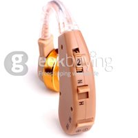Wholesale AXON V168 Behind The Ear Amplifier Deaf Hearing Aid Ear Sound Amplifier Behind the Ear Well Work